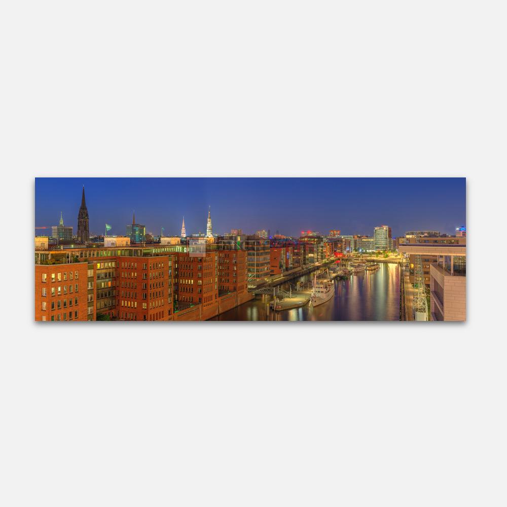 Hamburg Panorama 293 1