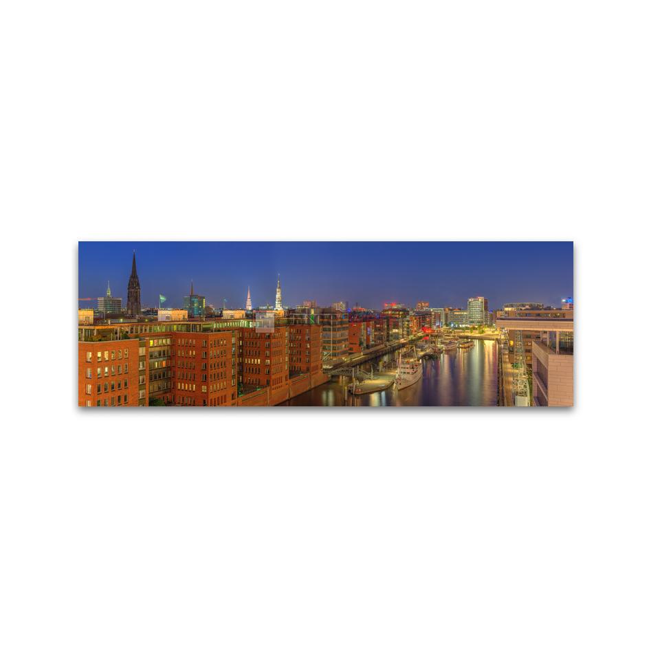 Hamburg Panorama 293