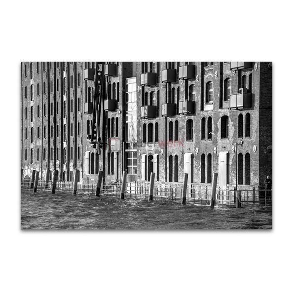 Hamburg - Schwarz auf Weiss 087