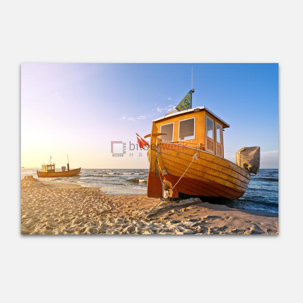 Fischerboote auf Usedom 1