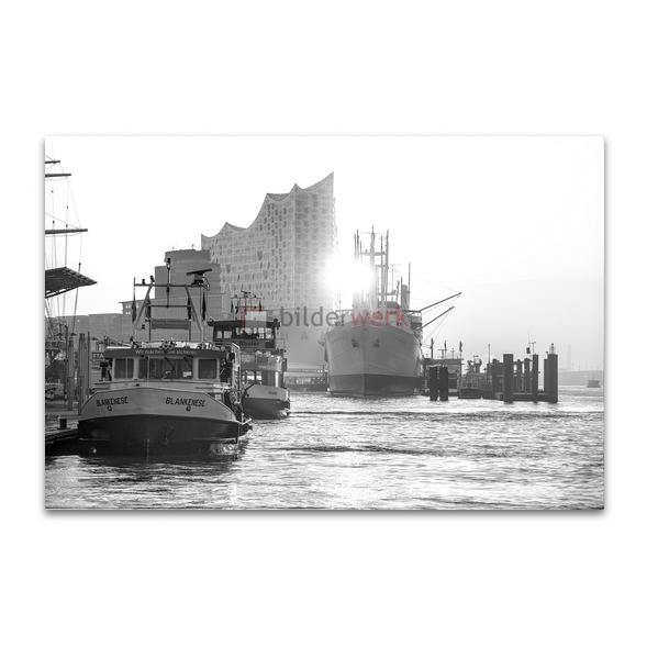 Hamburg - Schwarz auf Weiss 088
