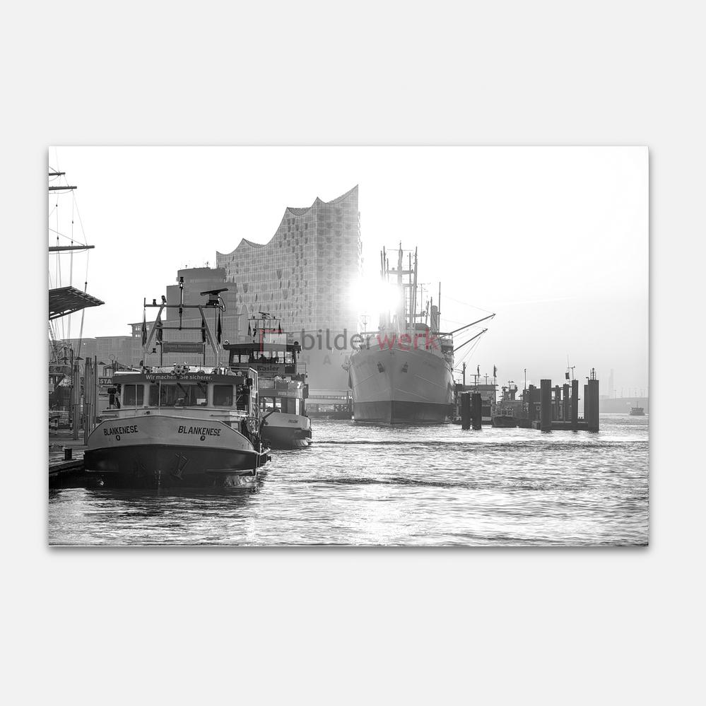Hamburg – Schwarz auf Weiss 088 1