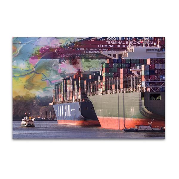 Container Schiffe 12