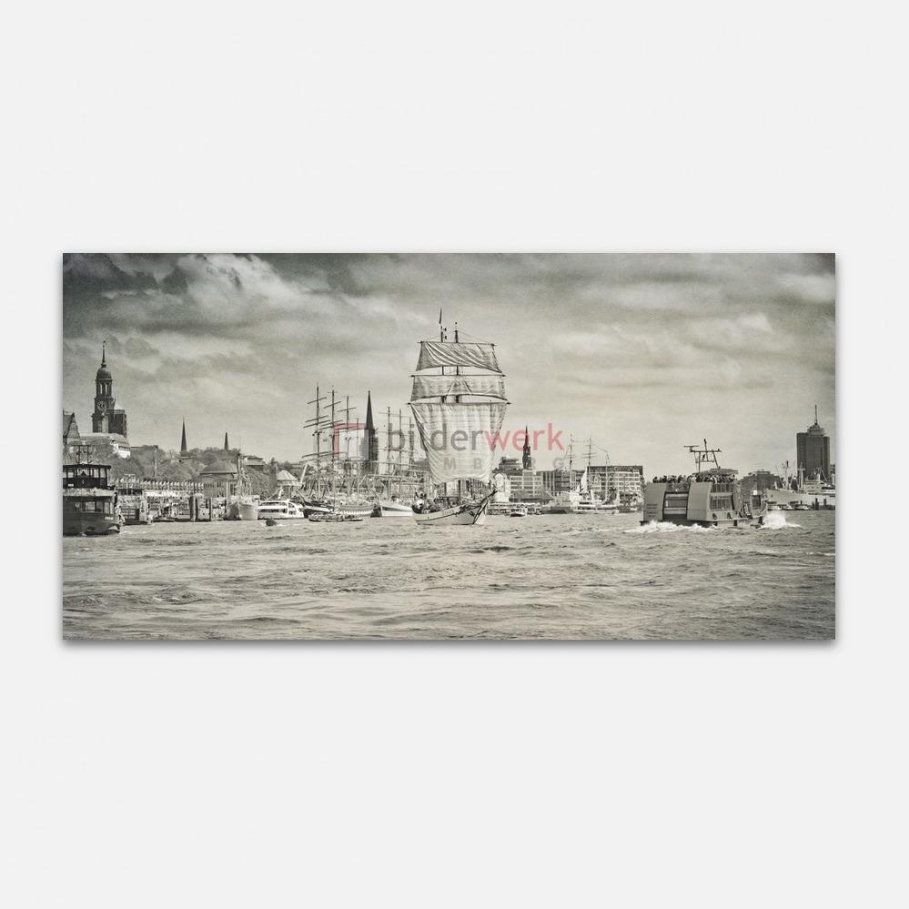 Hamburg – Schwarz auf Weiss 090 1