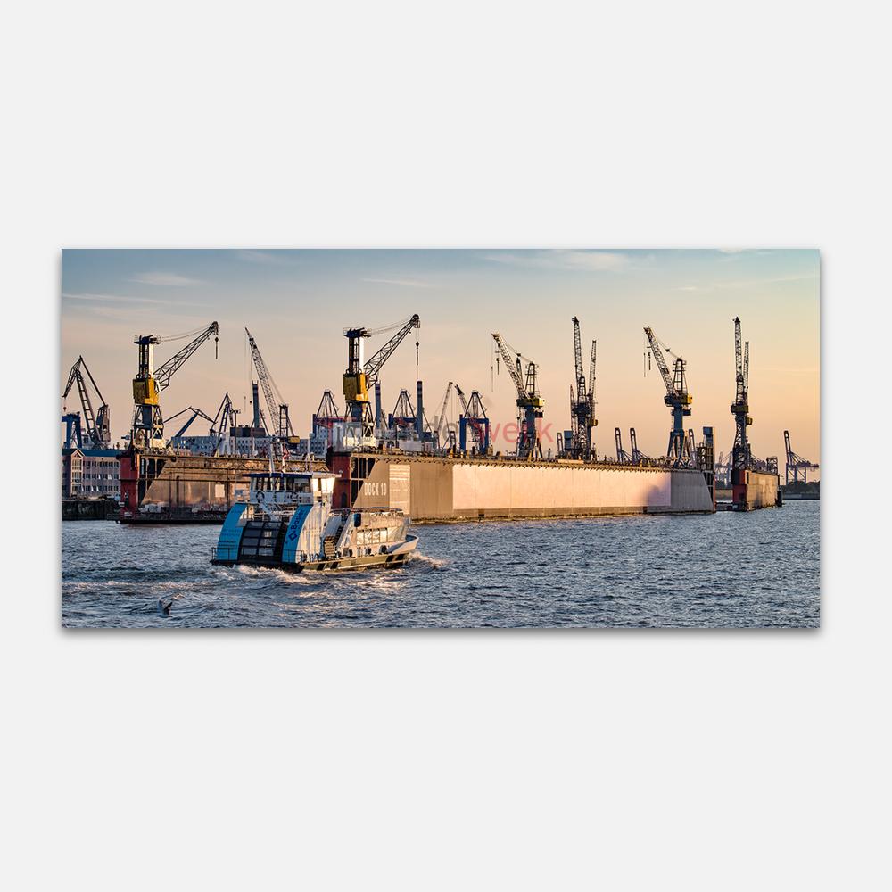Hamburg Panorama 195 1