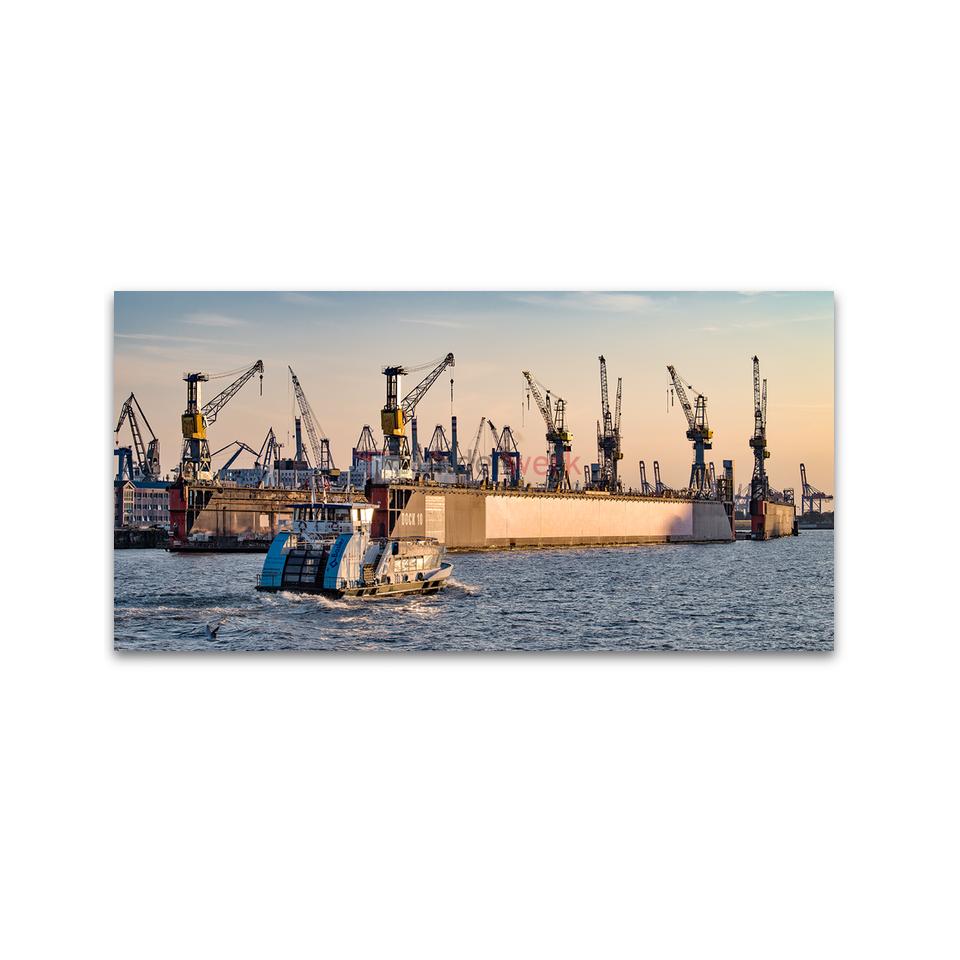 Hamburg Panorama 195