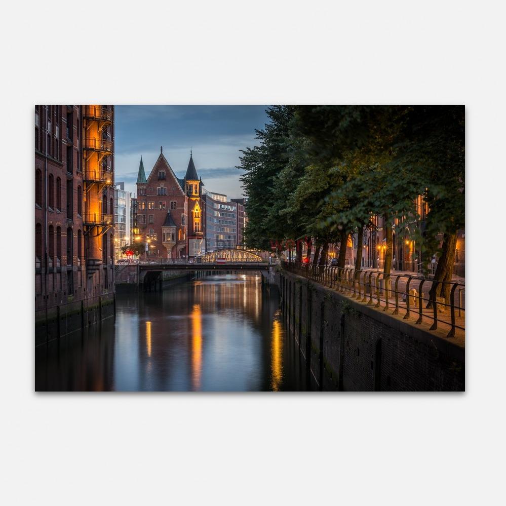 Hamburg – Speicherstadt 032